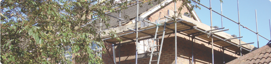 house extension in woking
